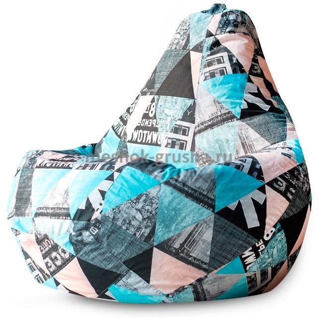 Кресло Мешок Груша Style (3XL, Классический)