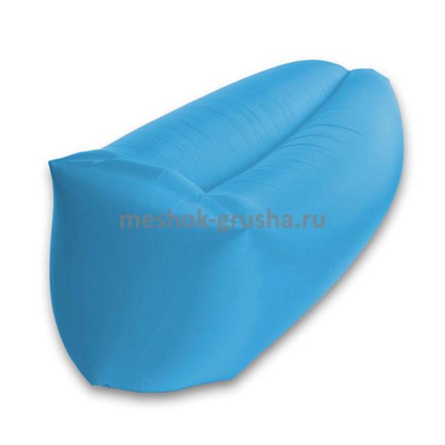 Надувной лежак AirPuf Голубой