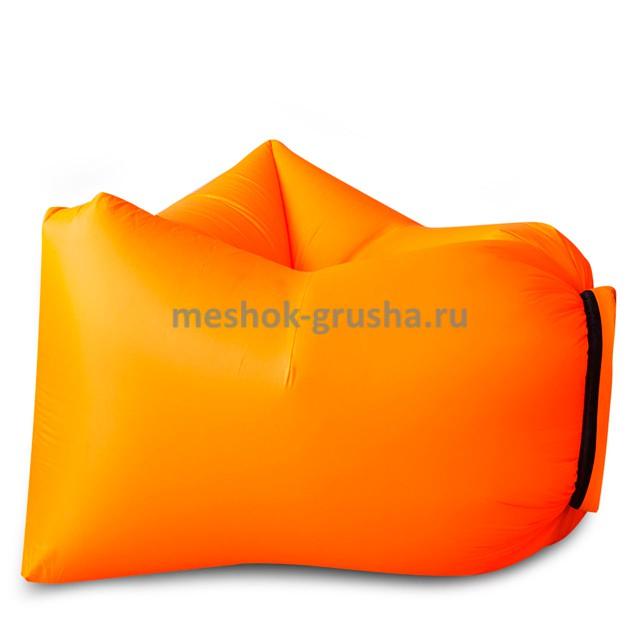 Надувное кресло AirPuf Оранжевое