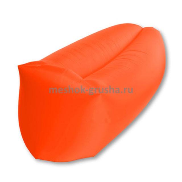 Надувной лежак AirPuf Оранжевый