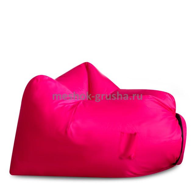 Надувное кресло AirPuf Розовое