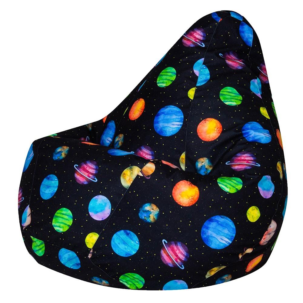 Кресло Мешок Груша Галактика (L, Классический)